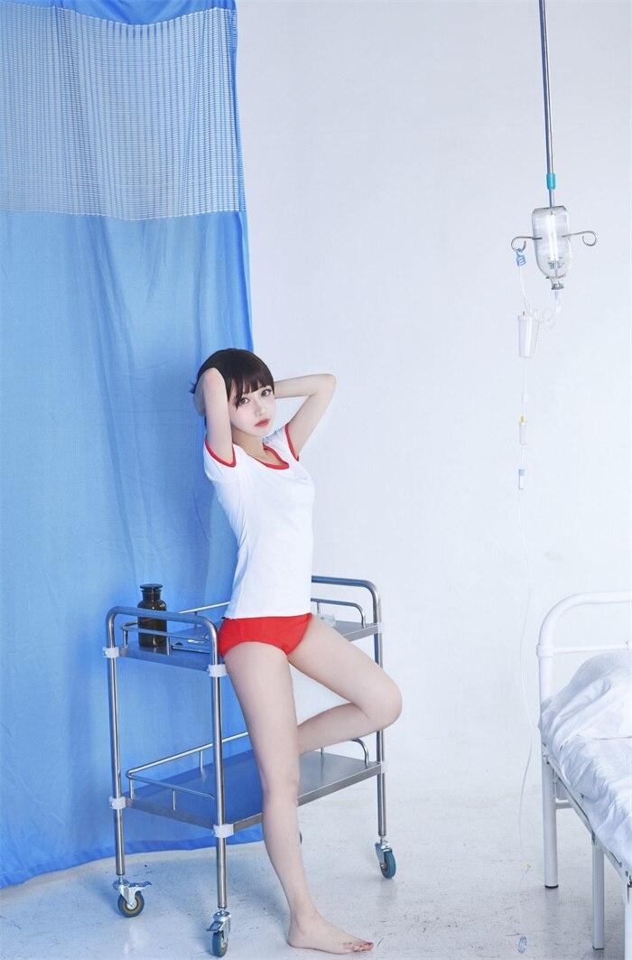 ★微博红人★Shika小鹿鹿 保健室,动漫Cos [12P/124MB]插图(2)