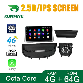 Octa Core Android 10.0 Car DVD GPS Navigation Player Deckless Car Stereo For MAZDA 3 Axela 2014 2015 2016 2017 Radio Headunit image
