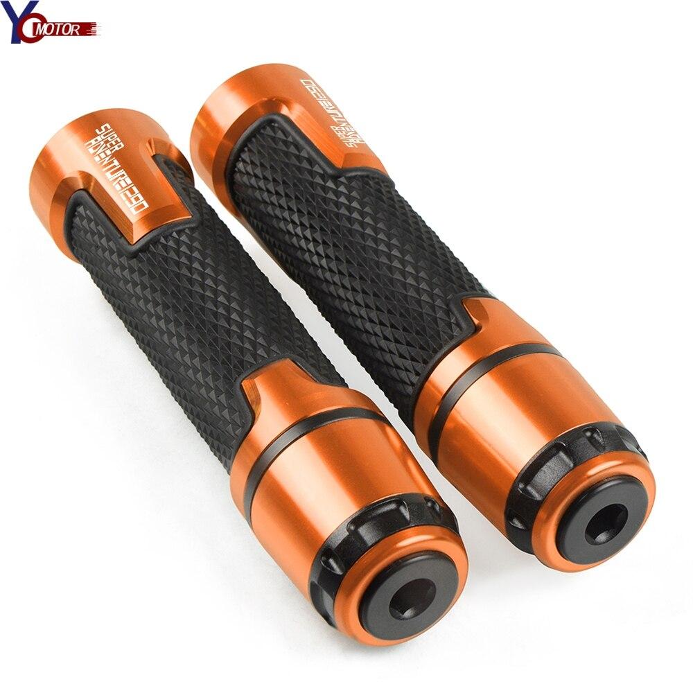 For KTM SupeR AdventuRe 1290 Motorcycle Street & Racing Moto Racing Grips Motorcycle Handle And Ends Handlebar Grip
