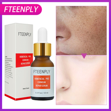 FTEENPLY Facial Serum Homefacial Pro Corneum Repair Hyaluronic Acid Stock Solution Whitening Brightening Face Essence 15ml