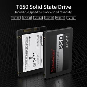 SOMNAMBULIST HDD 2.5 Inches SATA 32GB 64GB 120GB 240GB SSD 960GB 480GB SSD Hard Drive Disco