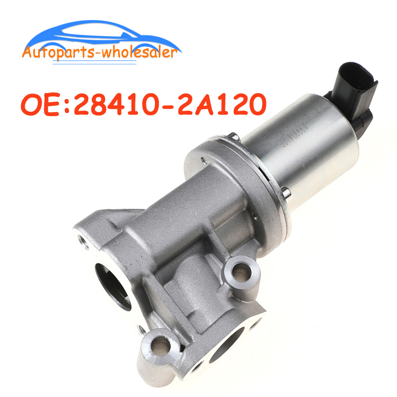For KIA PROCEED 1.6DT 2008-2012 EGR EXHAUST GAS REGULATOR VALVE 28410-2A120 284102A120 VE360050 Car Accessories