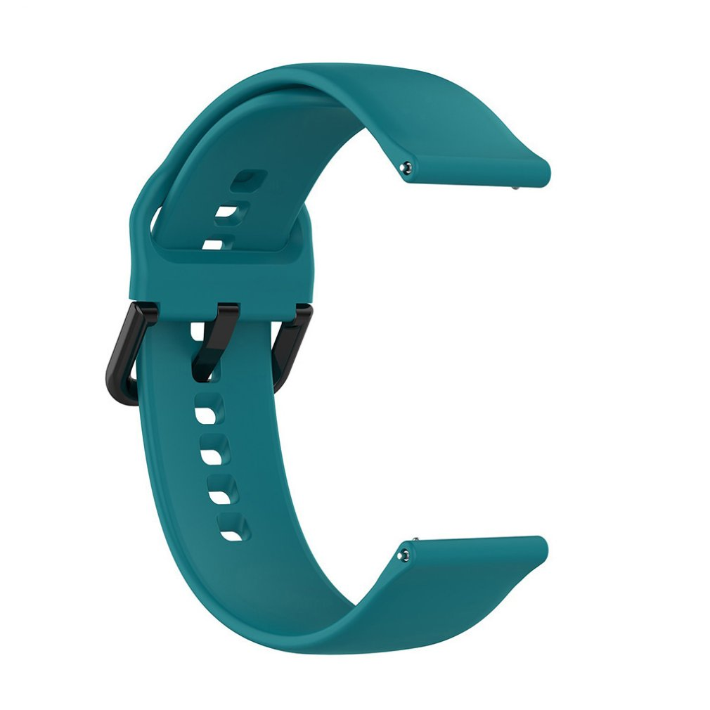 Classic Soft Silicone Bracelet Strap Fashionable Women Men Wrist Strap Band Suitable For Samsung Galaxy Watch Active R500