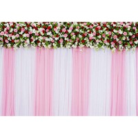 20X10FT custom Photography Backdrop Wedding Floral Photo Backdrop Birthday Party Photo Background for Photo Studio Props