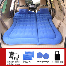 SUV Car Travel Bed Back row Portable inflatable bed Fast Inflatable Outdoor Camping Mat Cushion Beach Camping Sleeping Mat
