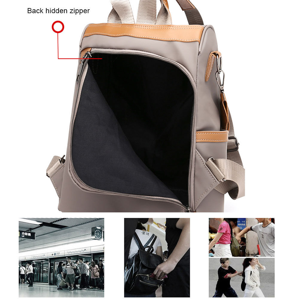 H798edfb2b4b148df82c2b7a767180125A - Fashion Women Waterproof Travel Backpack Anti-theft Oxford Backpack Female School Bags Bagpack For Girls Shoulder Bag