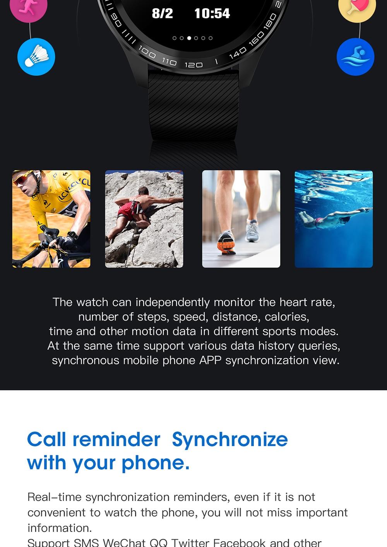 H798f51e5094f4b5fb643e7bb04540ee3n 696 L9 Full touch Smart Watch Men ECG+PPG Heart Rate Blood Pressure oxygen Monitor IP68 Waterproof Bluetooth Smart Bracelet