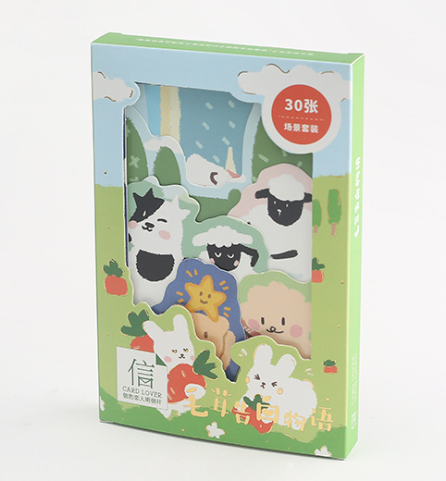 Tell Story Paper Postcard(1pack=30pieces)