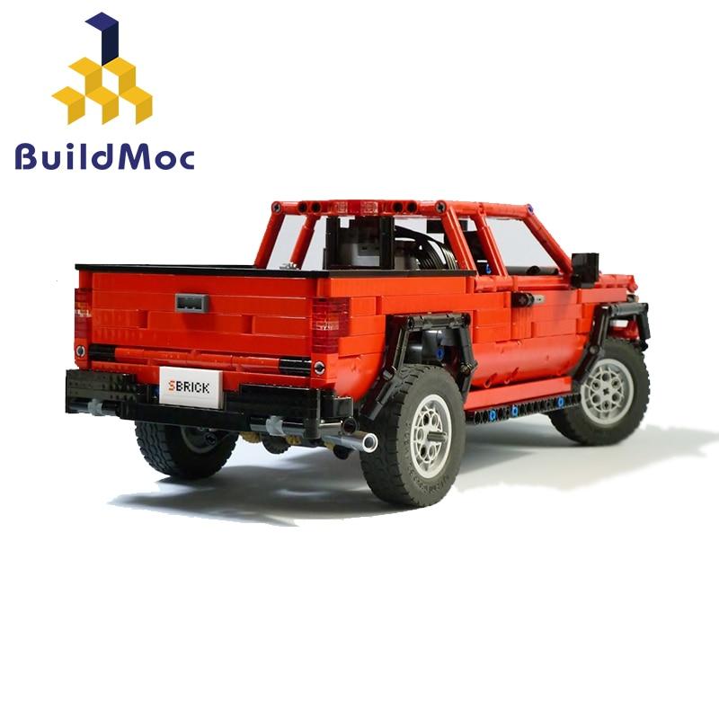 MOC-25520 lego Dacoma 4x4 Redux (3)
