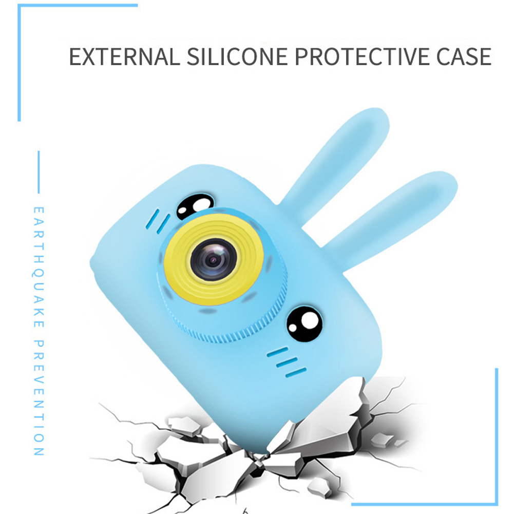H7990fc9119d8436cb09485903c4ca427l Children's camera toy baby cute camera rechargeable digital camera mini screen baby children's educational toys outdoor games