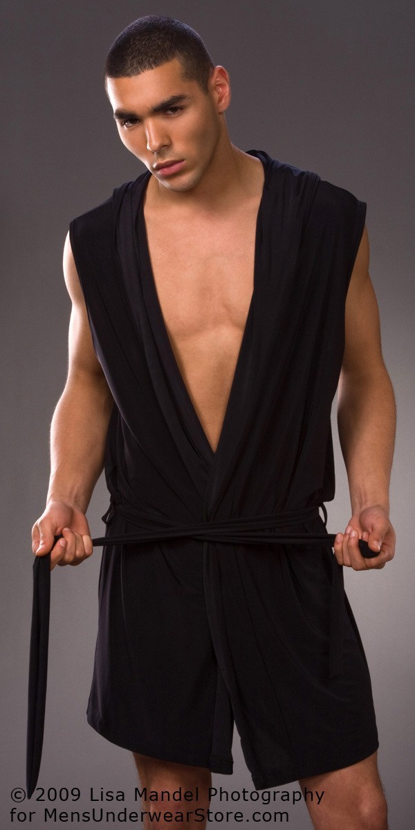 Wholesale Mens Silk Robe 2019 Hot Sale Top Quality Men Bath Robe Free Shipping