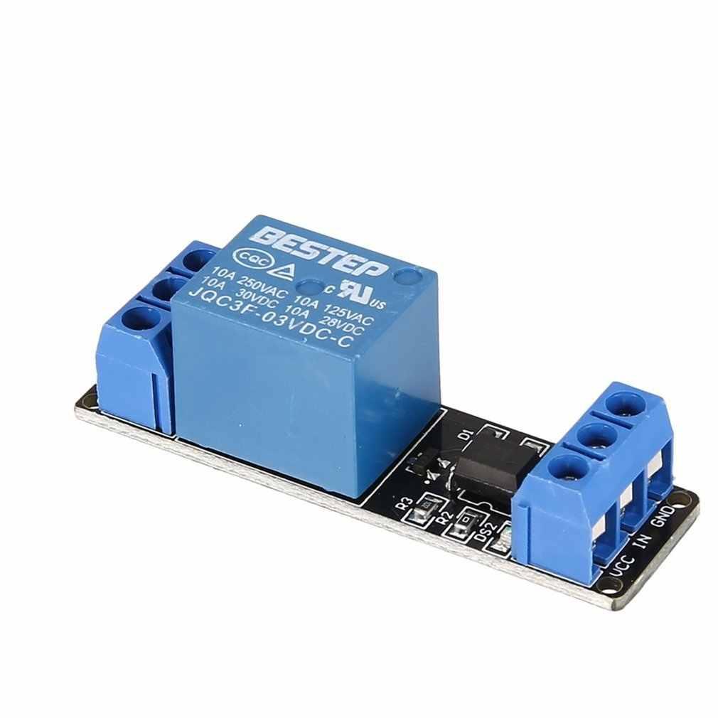 3v 1 チャンネル · リレー · モジュールインタフェースボード低レベルトリガフォトカプラarduinoのscm plcスマートホームのリモートコントロールスイッチ