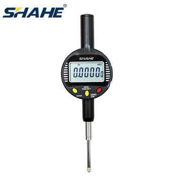 0.001mm 0-25.4mm Digital Micron Indicator Measurement Instrument Precision Digital Electronic Indicator 0.001 mm Gauge Tools