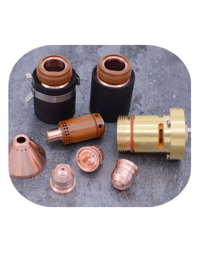 125A Plasma Cutter Torch Body 428147 High Quality Accessories Torch Coupler 428248 Gun Handle 428147 Sleeve 428145