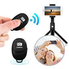 Universal Mini Bluetooth Selfie Remote Android IOS Mobile Phone Camera Shutter Bluetooth 4.0 Selfie Stick Wireless Adapter