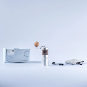 Image 5 - חדש 1zpresso Q2 אלומיניום סגסוגת נייד קפה מטחנת מיני קפה טחנת טחינת ליבה סופר ידנית קפה נושאות ממליץ