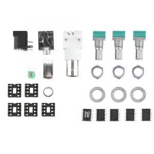 Image 4 - Kit receptor de Radio con banda aérea, Kit receptor de Radio DIY, placa de alimentación PCB de 12V, receptor de Antena VHF de alta sensibilidad 118 136MHz