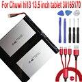 Аккумулятор для планшета Chuwi hi13 13,5 дюйма, 30165170 батареи, 7,4 В, 5000 мАч + USB-кабель + набор инструментов