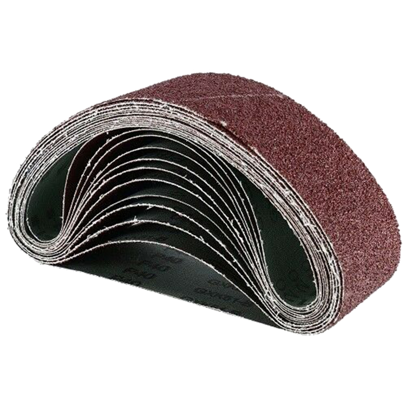 12Pcs Sanding Belts 40 80 120 Grit Aluminum Oxide 3 Inch X 21 Inch Belt Sander Sanding Belt