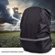 купить Outdoor rainproof sports backpack rain cover portable camping hiking waterproof cover travel accessories дешево
