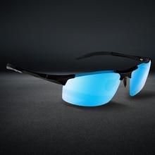 YAXUN summer stocks free shipping gifts polarized aluminum mental frame vintage sunglasses