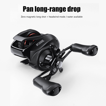 7.2:1/12+1High Speed Bearing Fishing Reel Right/Left Hand Gear Ratio Fishing Reel With Magnetic Brake System Fishing Accessories kastking speed demon magnetic brake system baitcasting fishing reel gear ratio 9 3 1 fastest baitcaster reels fishing tackle