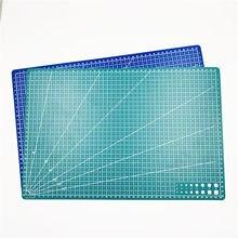 A3 pvc tapete de corte de retalhos almofada de corte durável retalhos ferramentas diy artesanal auto-cura placa de corte kits de ferramentas de arte # h3