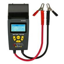 カーバッテリーテスターとプリント 12V 24V アナライザ鉛酸自動 CCA IEC エンディンため JIS ポータブルプリンタ診断ツール DY3015C