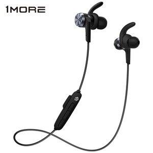 Image 1 - 1 więcej iBFree bezprzewodowy zestaw słuchawkowy Bluetooth 4.2 IPX6 wodoodporny zestaw słuchawkowy bluetooth v4.2 słuchawki douszne z mikrofonem E1018BT