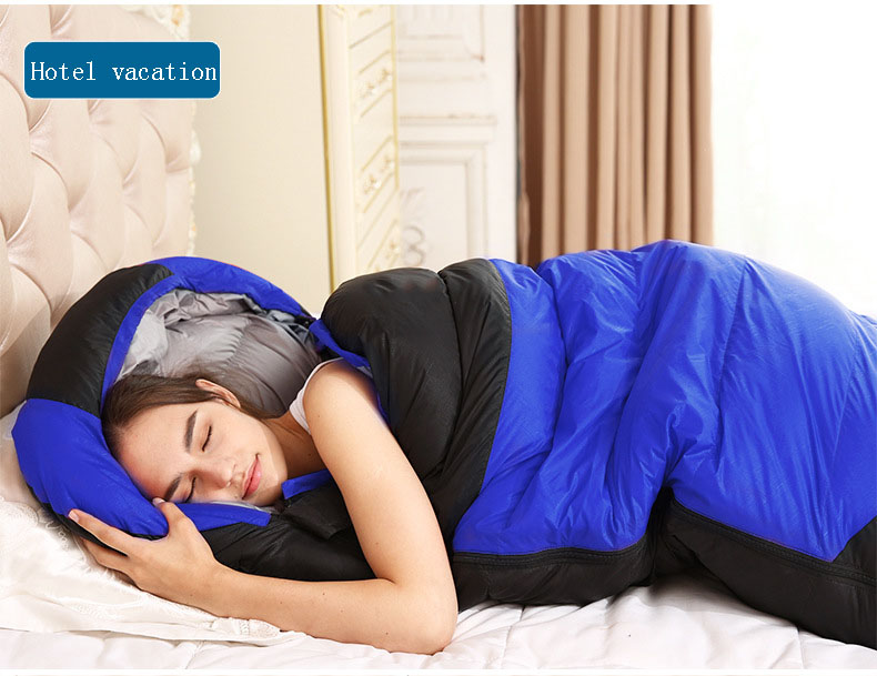 Asleep - Down sleeping bag