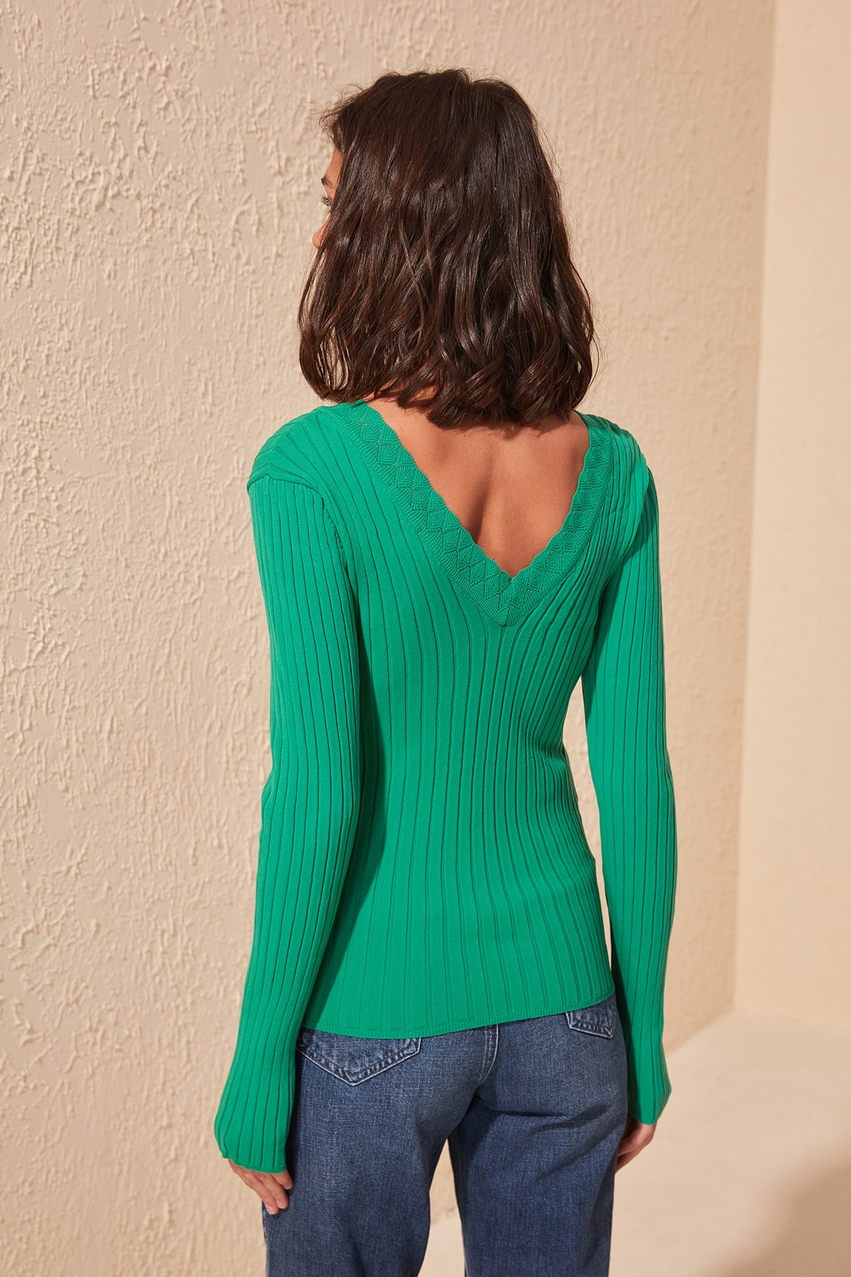 2020 Spring Soft Sweater Knit Women's Long Sleeves Autumn