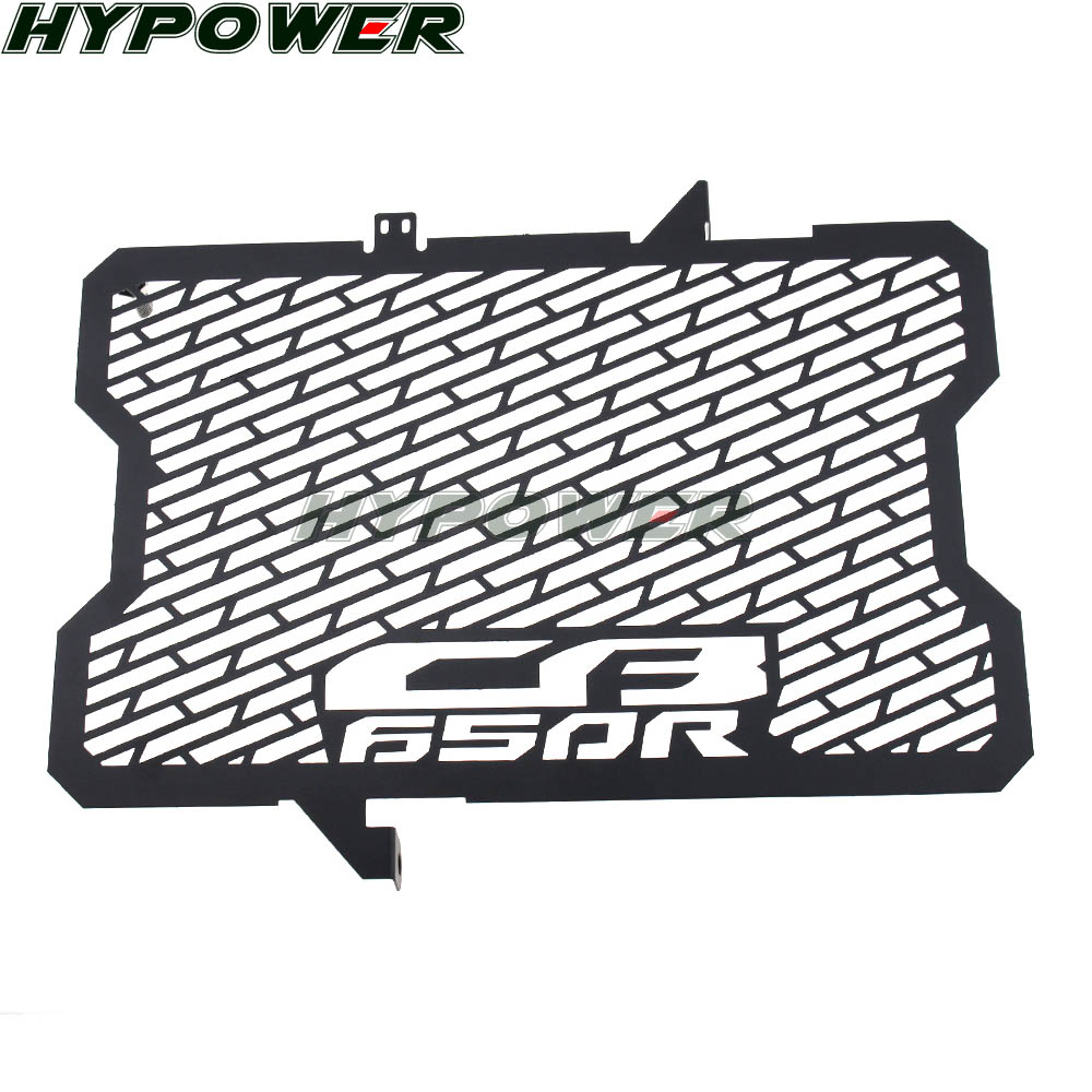 Stainless Steel Motorcycle Radiator Guard Radiator Grille Cover Fits For <font><b>HONDA</b></font> CB650R 2019 image