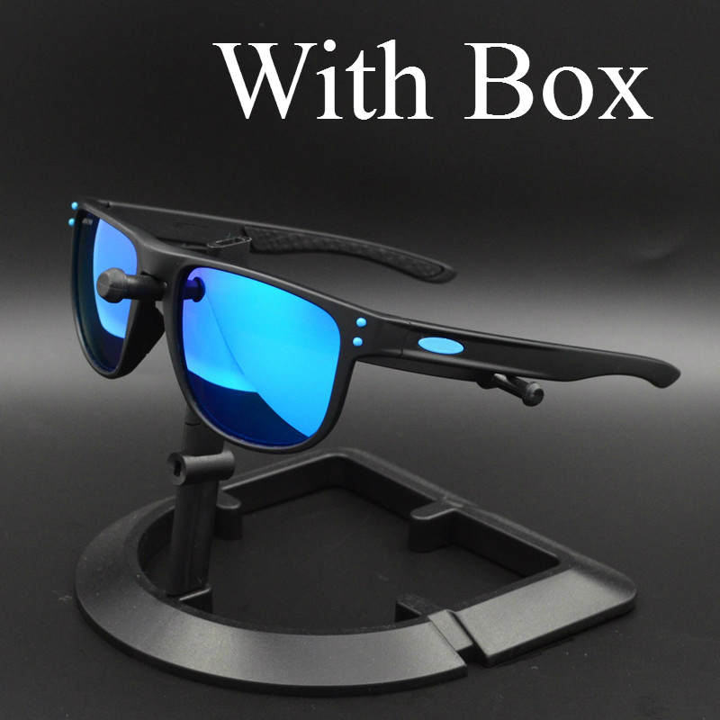 Classic Polarized Sunglasses Men Women Wind-Resistant Driving Fishing Sport Sun Glasses Goggles UV400 With Box