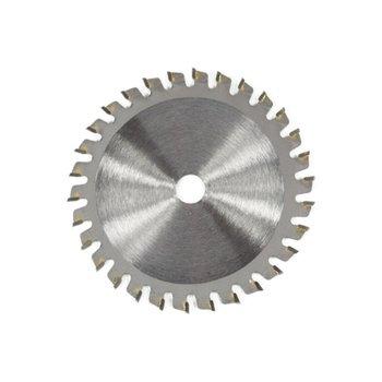 цена на TCT 30 Teeth Circular Saw Blade Wheel Discs TCT Alloy Woodworking Multifunctional Saw Blade For Wood Metal Cutting 85x10MM