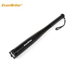 Baseball bat led taschenlampe 2000 lumen taschenlampe für selbstverteidigung sicherheit camping E011030AE