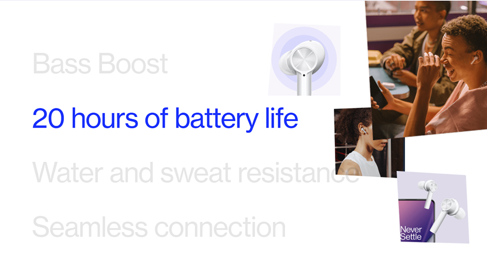 OnePlus Buds Z Wireless Earbuds 7