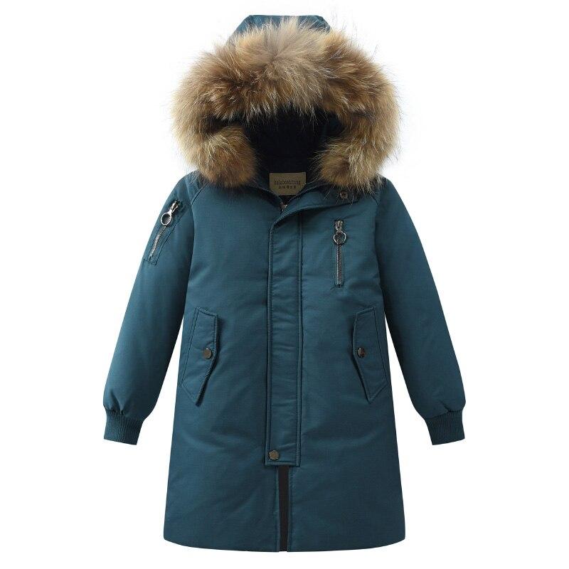 Nouvelle mode enfants enfants hiver canard doudoune enfants vêtements 2019 gros garçons vêtements chaud manteau épaississement vêtements d'extérieur