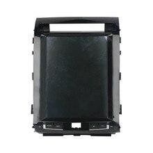 도요타 랜드 크루저 2008 15 안드로이드 8.1 자동차 라디오 GPS Rockchip PX3 PX6 레코더 자동차 멀티미디어에 대한 스마트 테슬라 화면 탐색