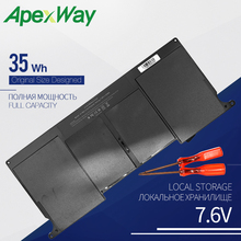 "Buy 35WH laptop battery for Apple Macbook Air 11"" A1370 2011,11"" A1465 2012,A1406 directly from merchant!"