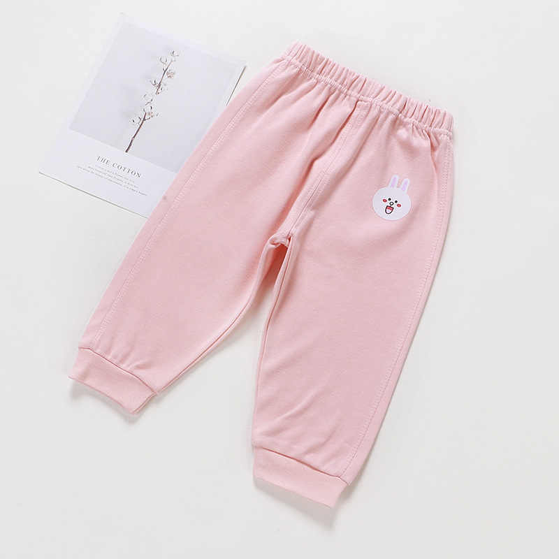 Casual Baby Kinder Jungen Mädchen Lange Hosen Baumwolle Herbst Sport Hosen 3 6 9 12 Monate Kleinkind kinder Kleidung