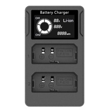 Lp-E10 Battery Charger For Canon Eos Rebel T3,T5,T6,T7,Hi,Kiss X50,X70,X80,X90,1100D,1200D,1300D,1500D,3000D Dslr Cameras,Replac(China)
