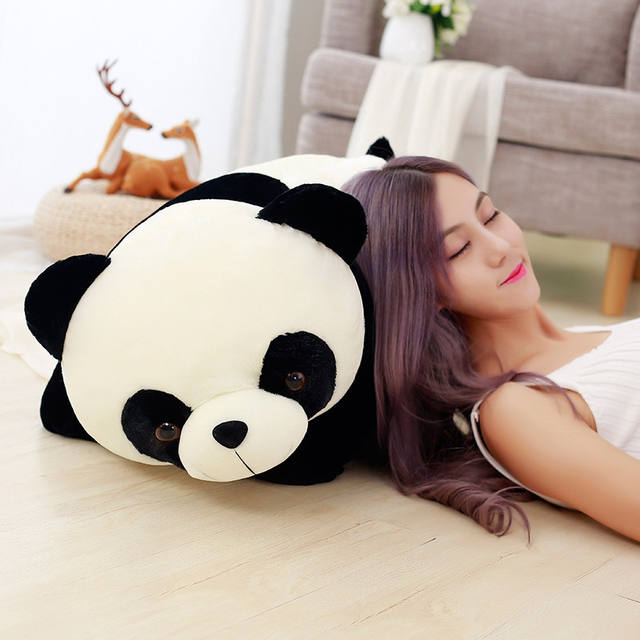 Teddy bear panda excellent gift high quality