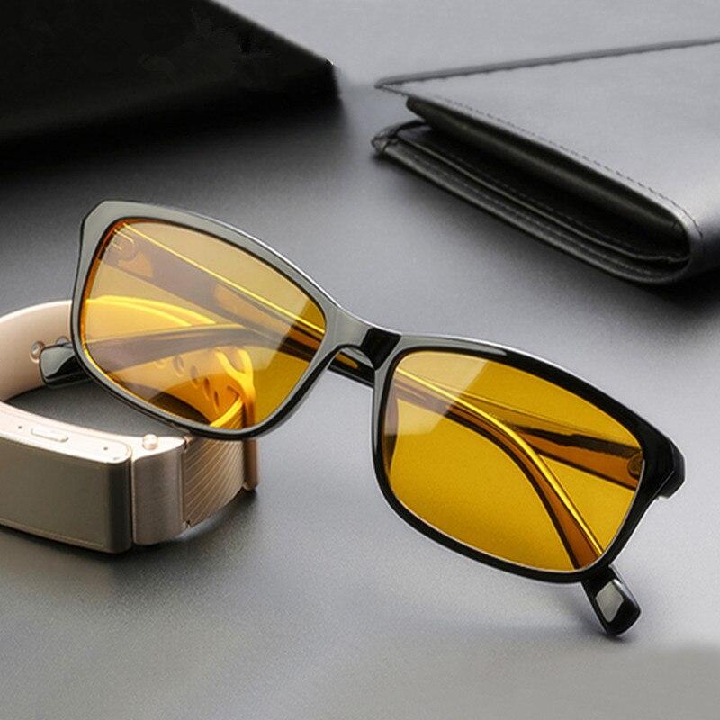 Компьютерные очки с технологией Anti Blue Light Мужские очки кадры      АлиЭкспресс