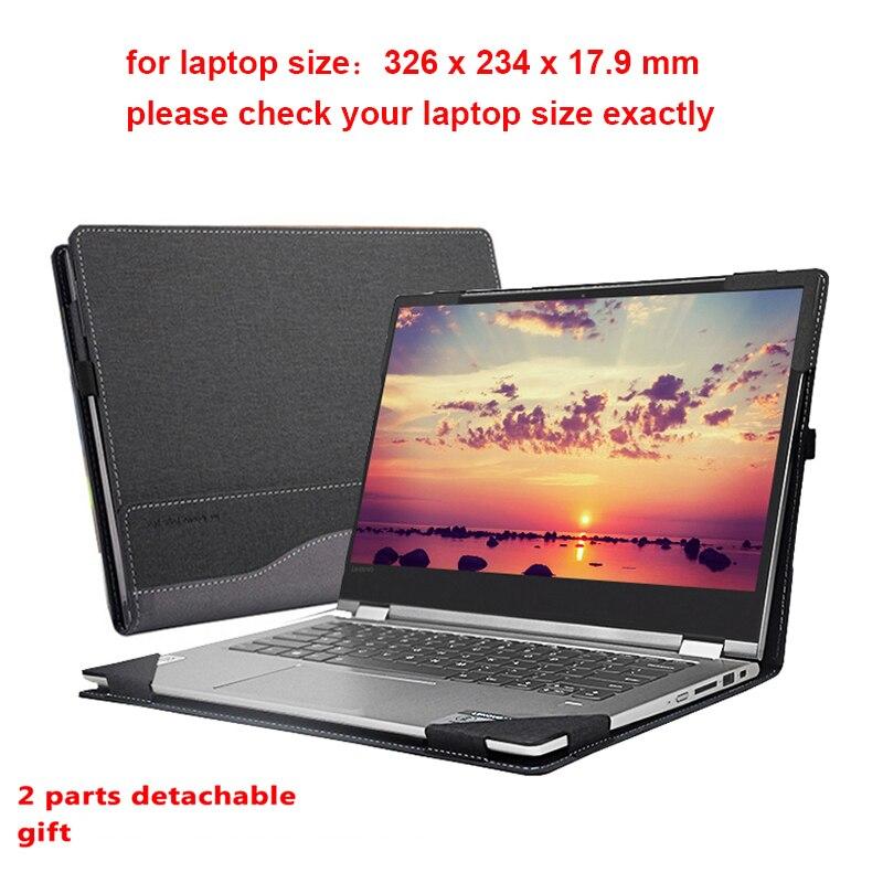 Étui pour HP EliteBook 840 G5 14 pochette pour ordinateur portable détachable housse pour ordinateur portable sac personnalisé stylo cadeau