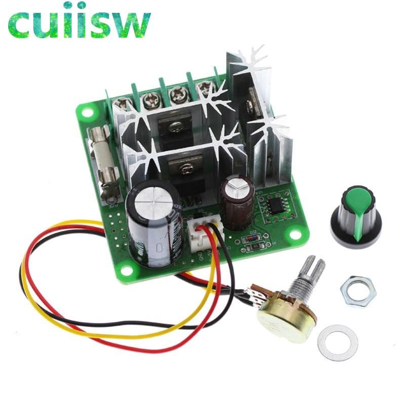 Dc 12 v 24 v 36 v 48 v 1000 w controlador de velocidade do motor da c.c. 6 v 90 v 15a Controlador do motor    -