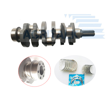 Yangdong Y380T/Y385T engine for tractor like Jinma, the crankshaft, part number : Y380T-05003/Y385T-05003