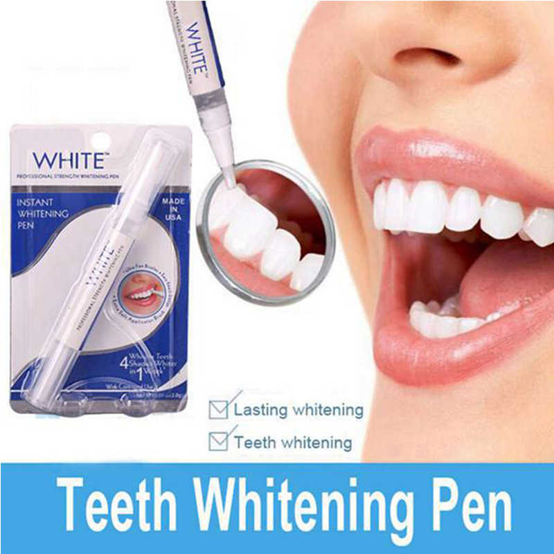 1pcs Dental Teeth Whitening Tooth Cleaning Rotary Peroxide Bleaching Kit Dental Dazzling White Teeth Whitening Pen Blanqueador