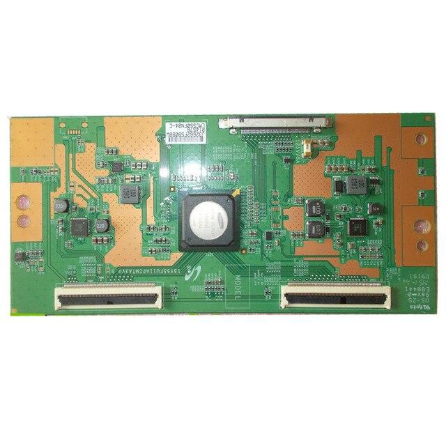 LCD 55s3a/55DS72A LCD bildschirm LMC550FN04 logic board 15y55fu11apcmta3v0. 0 LED LCD TV logic board t con tcon konverter bord