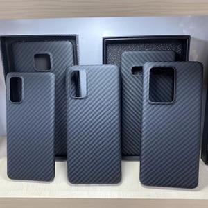 Image 5 - GRMA יוקרה אמיתי טהור סיבי פחמן כיסוי עבור SAMSUNG Note20 S20 Ultra S10 בתוספת S10e מקרה עבור Samsung Galaxy Z flip SM F7000 מקרה
