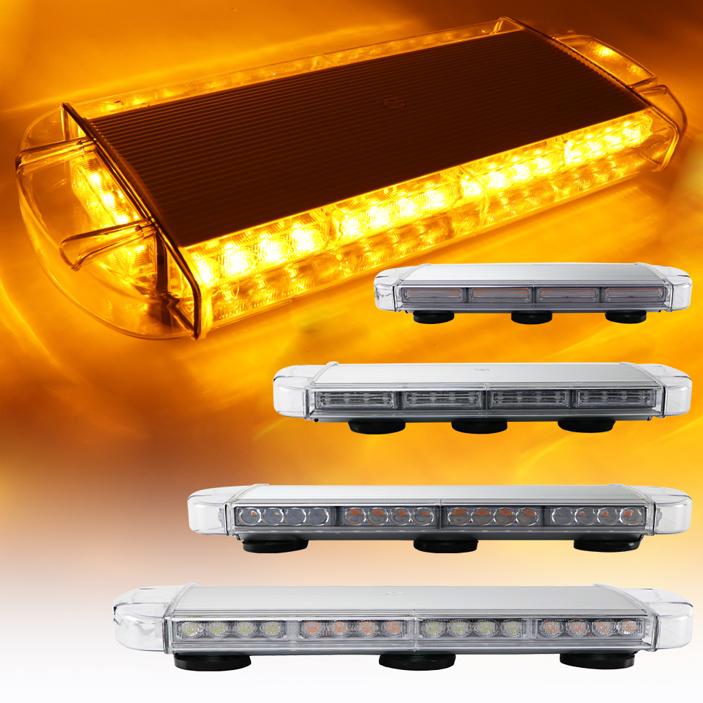 "96 LED Light Bar Roof Top Hazard Flash Strobe 41/"" US STOCK"